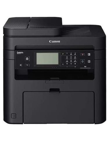 Canon iSense MF237w 3-in-1 Wireless Multifunction Fax Machine, Copy/Print/Fax, Black