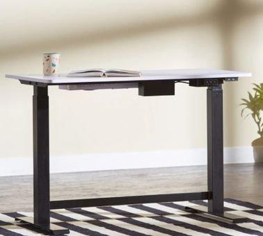 Rover Smart Desk, White/Black