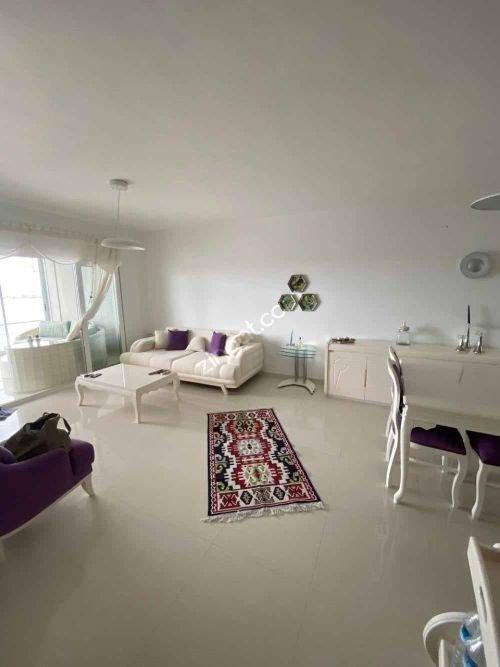 شقة للإيجار في تركيا، 110 متر مربع، غرفتان، موغلا، مدينة بوردوم