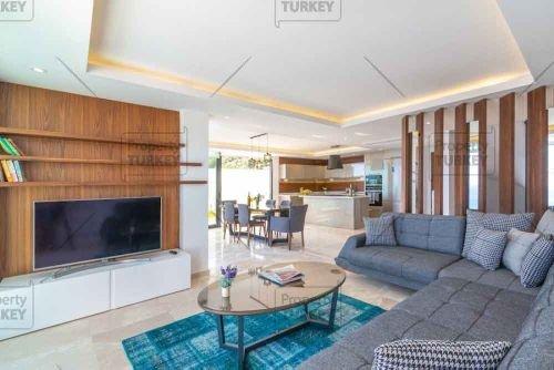 فيلا للبيع في تركيا، كالكان، 500 متر مربع، 3 طوابق