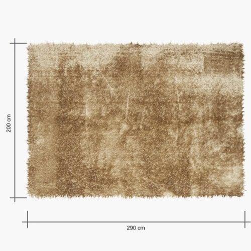 سجادة شاجي لاستر من راديانت، 200x290 سم، لون جملي