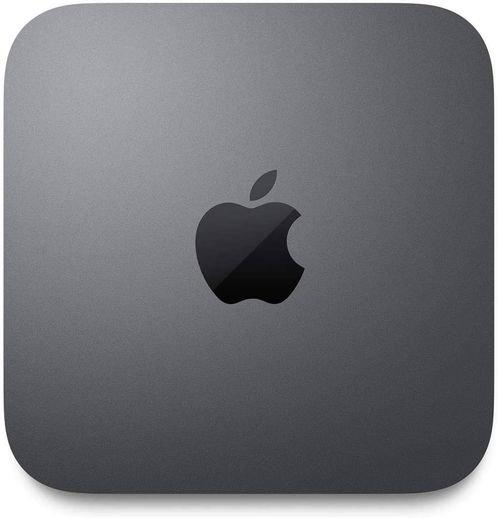 آبل ماك ميني 2018، كور آي 3 جيل ثامن، رام 8GB، تخزين 256GB، رمادي