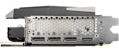 كرت شاشة MSI RTX 3090، موديل Gaming X، ذاكرة 24GB، ثلاث مراوح