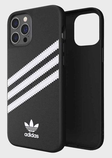 Adidas Case for iPhone 12 Mini, Black Color