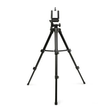 Camera Tripod from Kikkerland, 72 cm Height, Grey Color