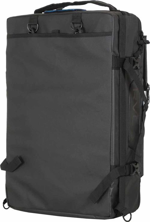 حقيبة كاميرا ظهر من RVCA، بوليستر، مقاومة للماء، لون أسود