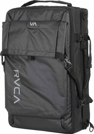 RVCA Camera Backpack, Polyester, Waterproof, Black