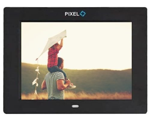 Pixel Digital Photo Frame, 10 inches, 1024 x 600 pixels