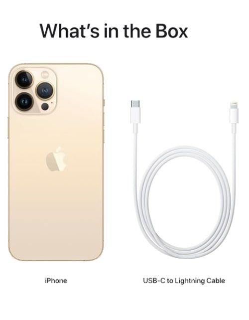 هاتف أبل آيفون 13 برو، الجيل الخامس، 128 جيجابايت، ذهبي