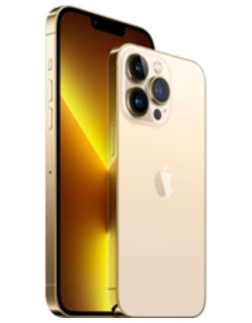 هاتف أبل آيفون 13 برو، الجيل الخامس، 1 تيرابايت، ذهبي