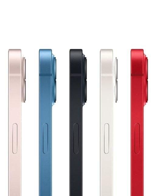 هاتف أبل آيفون 13 ميني، الجيل الخامس، 128 جيجابايت، وردي