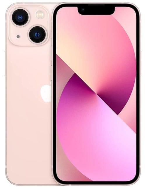 هاتف أبل آيفون 13، الجيل الخامس، 128 جيجابايت، وردي