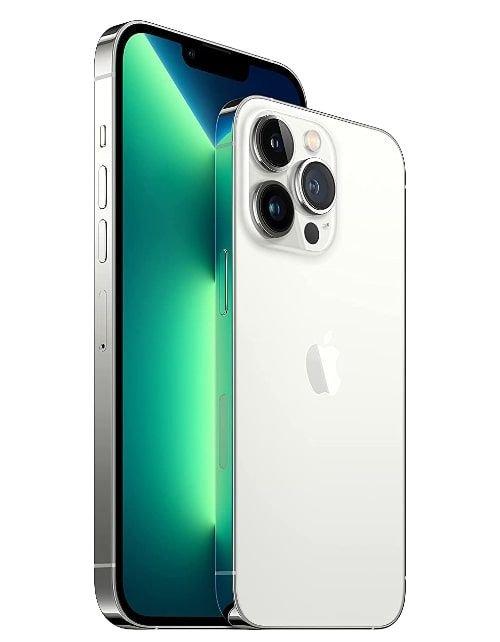 هاتف أبل آيفون 13 برو، الجيل الخامس، 1 تيرابايت، فضي