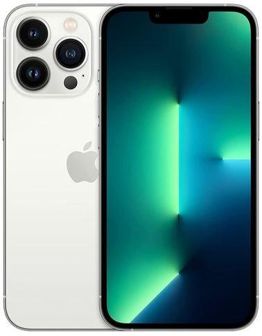 هاتف أبل آيفون 13 برو ماكس، الجيل الخامس، 512 جيجابايت، فضي