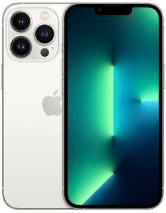 هاتف أبل آيفون 13 برو ماكس، الجيل الخامس، 256 جيجابايت، فضي